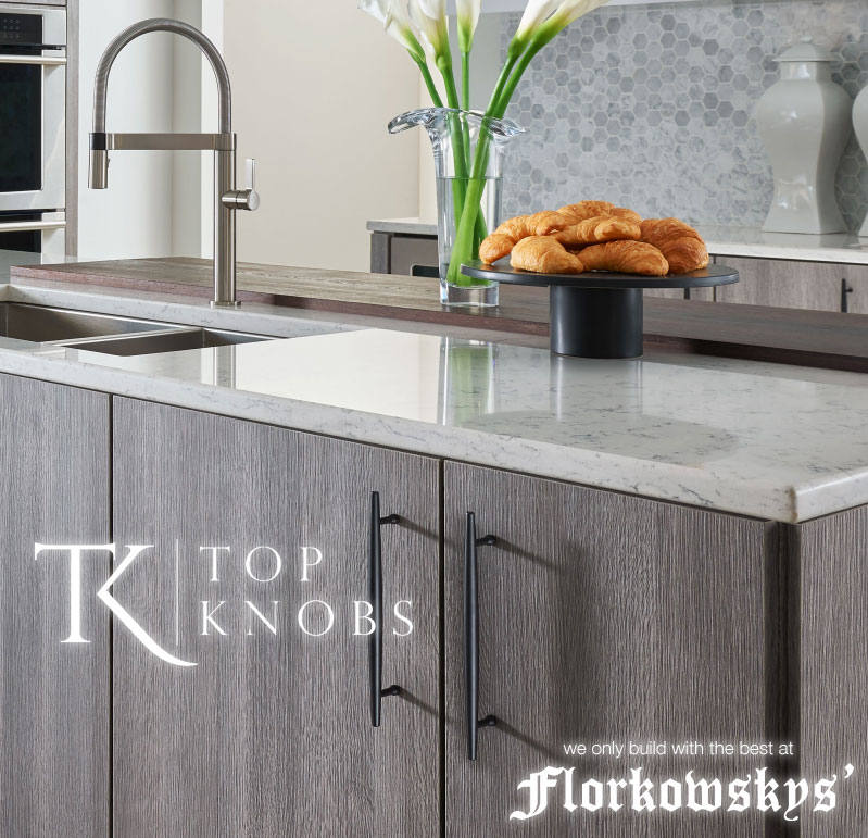 Top Knobs Minimalistic Handles and Cabinet Hardware